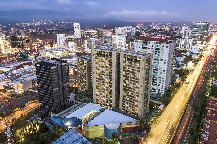 Foto Departamento en Venta en  Cuajimalpa de Morelos ,  Distrito Federal   Avenida Vasco de Quiroga 3900- Sky Santa Fe Torre A 504