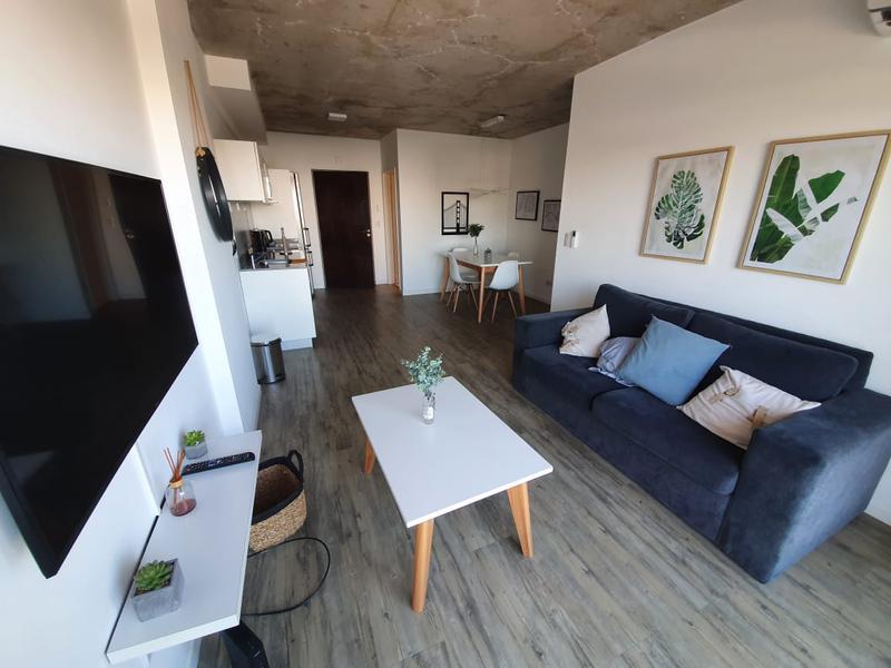 Foto Departamento en Alquiler temporario en  Palermo Hollywood,  Palermo  PALERMO HOLLYWOOD/Luminoso 2 Ambientes TODO INCLUIDO + luz -Elegante/2personas