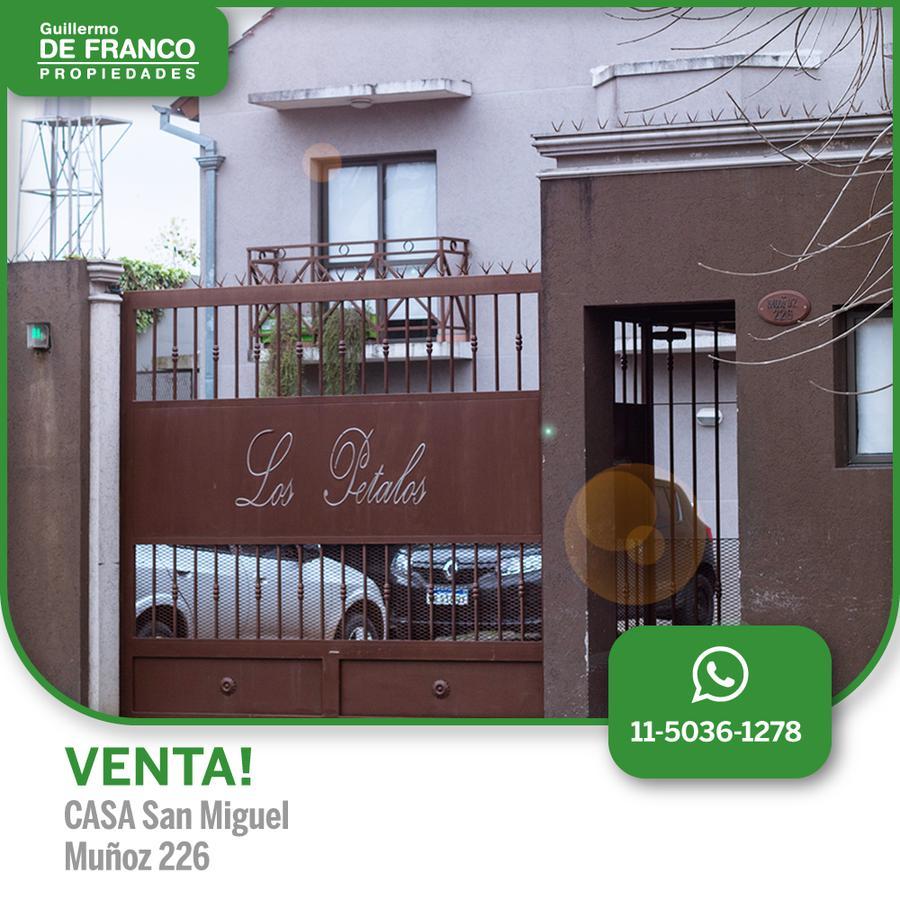 Foto Departamento en Venta en  San Miguel,  San Miguel  Muñoz al 200