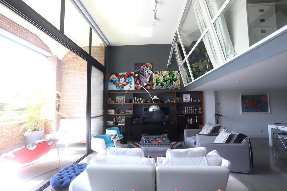 Foto Departamento en Venta en  Mart.-Santa Fe/Fleming,  Martinez  Castelli 1077, Martínez, San Isidro, Condominio San Isidro Loft, Planta baja Depto 028