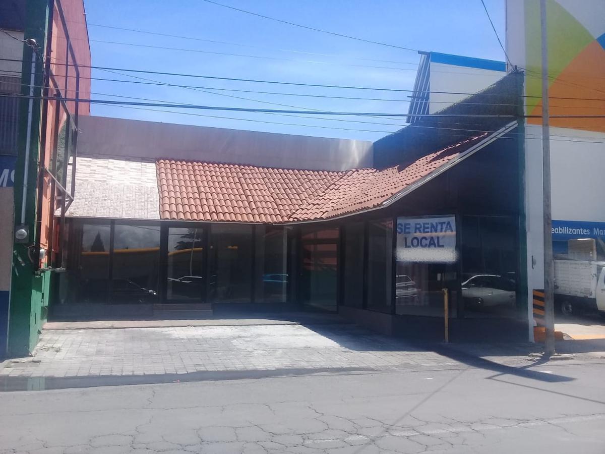 Foto Local en Renta en  Valle Don Camilo,  Toluca  5 DE MAYO, VALLE DON CAMILO