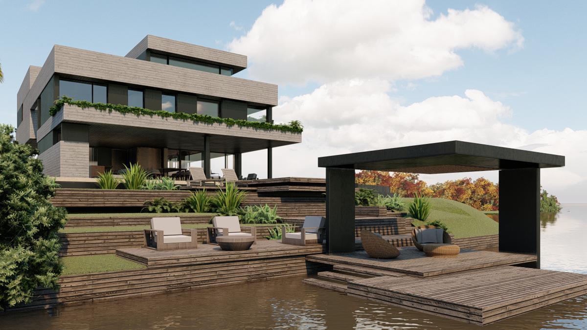 Foto Casa en Venta en  Lagos del Golf,  Nordelta  Avenida del Golf S/N Lagos del Golf