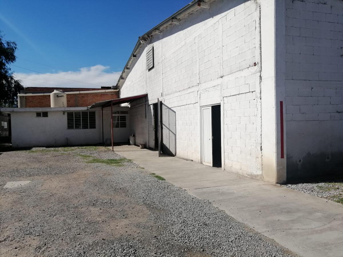Foto Bodega de Guardado en Renta en  San Luis Potosí ,  San luis Potosí  BODEGA EN RENTA EN BARRIO DEL MONTECILLO, SAN LUIS POTOSI