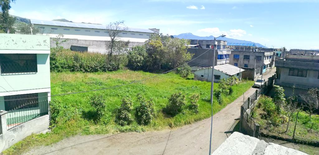 Foto Terreno en Venta en  Sur de Quito,  Quito  Terreno Para Proyecto Inmobiliario - Sur de Quito - La Victoria