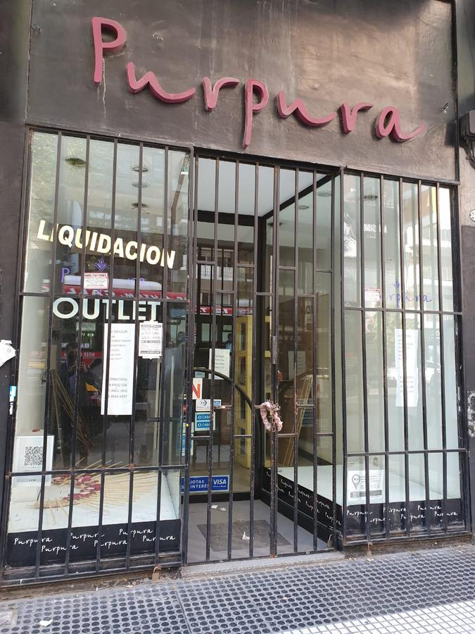 Foto Local en Alquiler en  Recoleta ,  Capital Federal  Av. Santa Fe al 2500