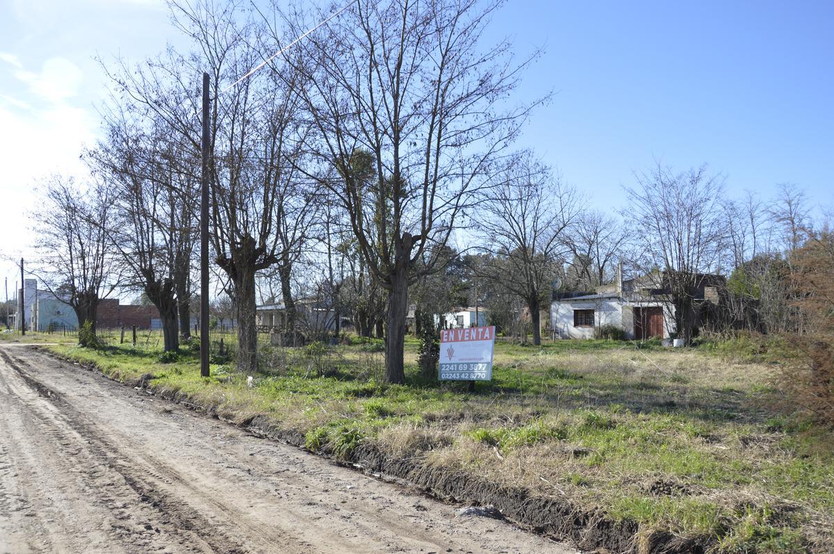 Foto Terreno en Venta en  General Belgrano,  General Belgrano  103 e/ 52 y 54