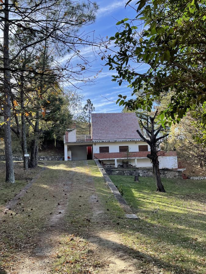 Foto Campo en Venta en  Villa Ciudad De America,  Santa Maria  Casa y 10 lotes en Venta Lago Los Molinos
