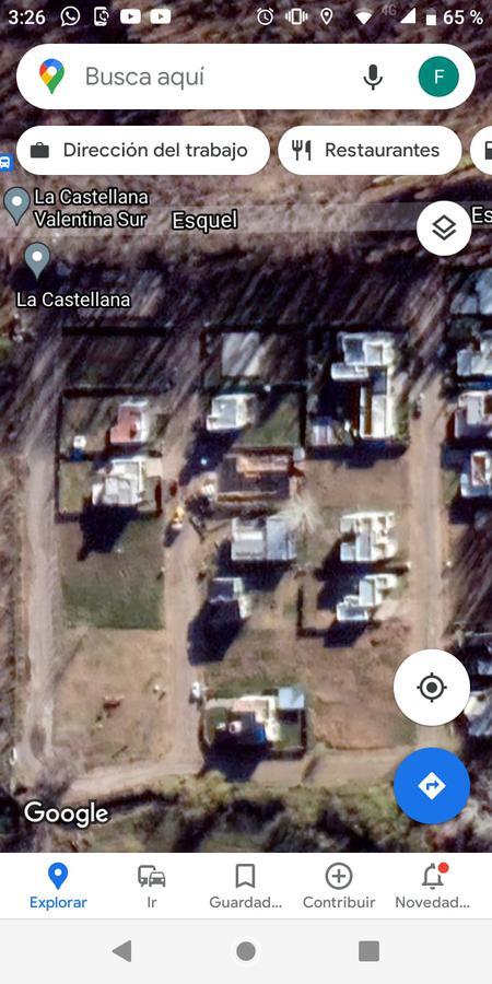 Foto Terreno en Venta en  Capital ,  Neuquen  Lote N° 10. La Castellana. Valentina Sur. Venta