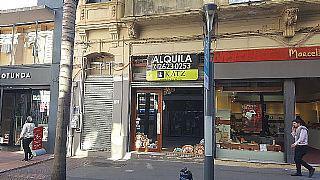 Foto Local en Alquiler en  Ciudad Vieja ,  Montevideo  Peatonal Sarandí y Treinta y Tres