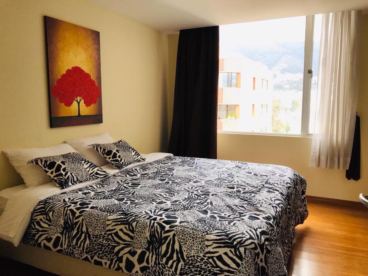 Foto Departamento en Alquiler en  Centro Norte,  Quito  Holanda y Luxemburgo
