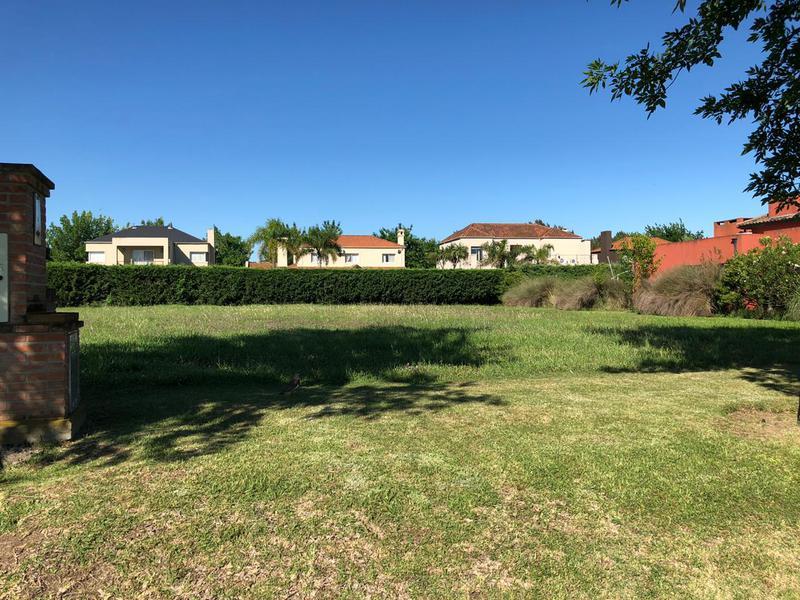 Foto Terreno en Venta en  Los Jazmines,  Countries/B.Cerrado (Pilar)  Av. Parque al 600