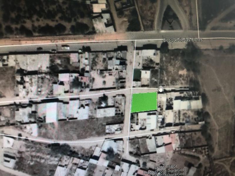 Foto Terreno en Venta en  Zona Industrial,  San Luis Potosí  TERRENO EN VENTA POR EJE 128