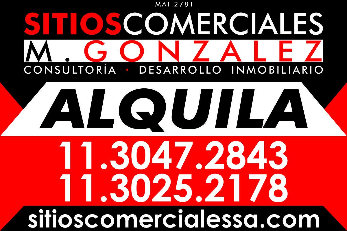 Foto Local en Alquiler en  Ituzaingó ,  G.B.A. Zona Oeste  Av. Pres Peron 9208