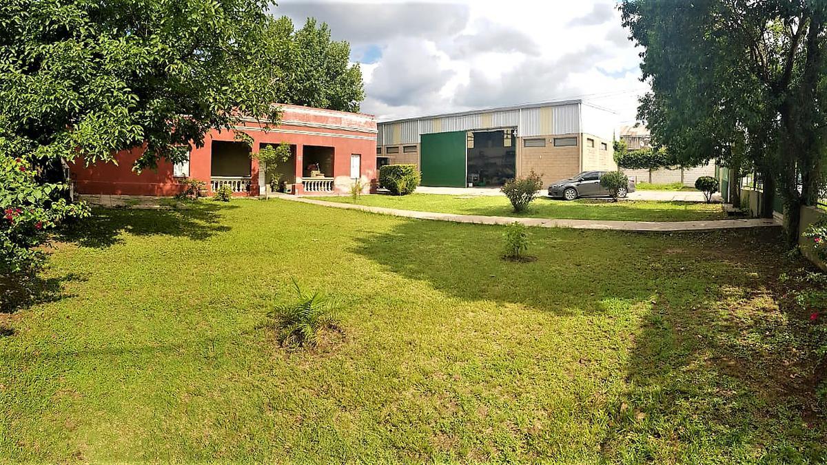 Foto Galpón en Venta en  Villa Coronel Olmedo,  Cordoba  11 De Septiembre al 5300