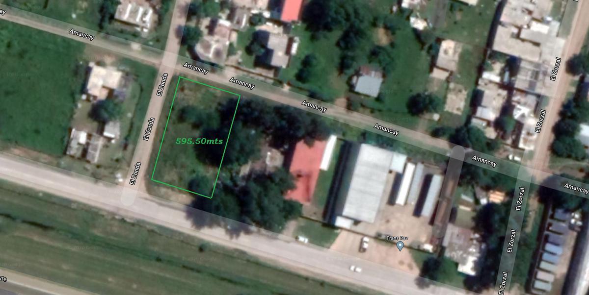Foto Terreno en Venta en  General Rodriguez ,  G.B.A. Zona Oeste  Acceso Oeste Colectora Norte km44.5 entre El Zonda y El Zorzal