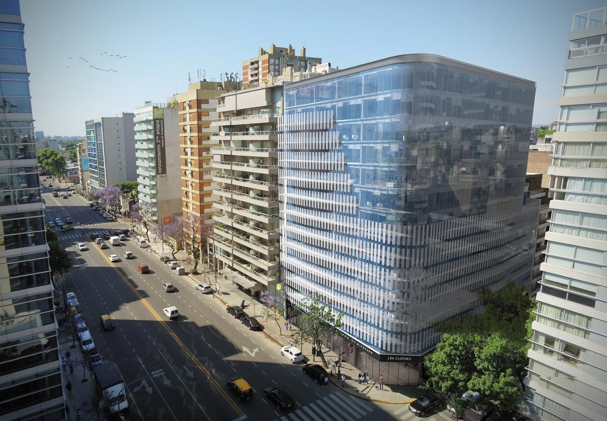 Foto Oficina en Venta en  Belgrano C,  Belgrano  Av. del Libertador 6201 * - 8º 7 - Oficinas - Sup. 84.19 m2.  Valor m2: USD 3.415