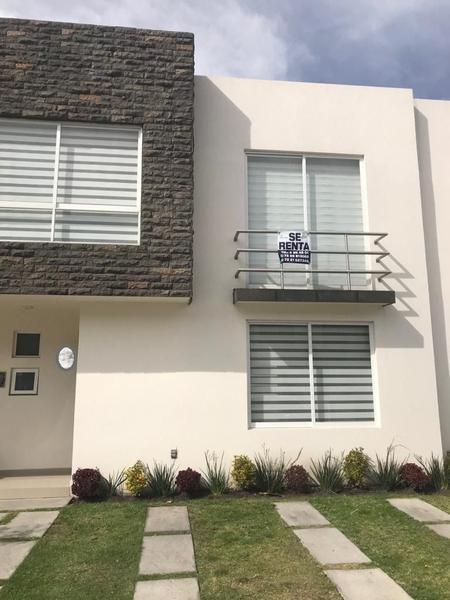 Foto Casa en condominio en Renta en  Santa María,  San Mateo Atenco  Casa en  RENTA Grafito II, San Mateo Atenco, Edo. Mex.