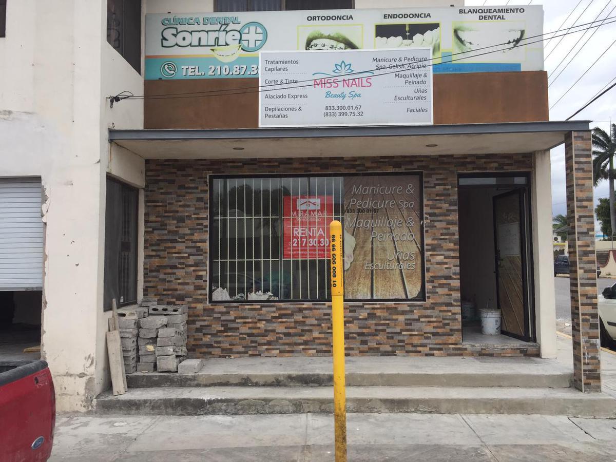 Foto Local en Renta en  Unidad Nacional,  Ciudad Madero  Unidad Nacional