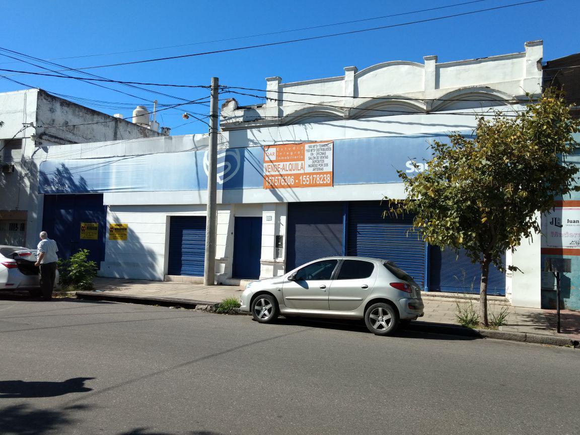 Foto Nave Industrial en Alquiler en  General Bustos,  Cordoba  MAGARIÑO CERVANTES 800