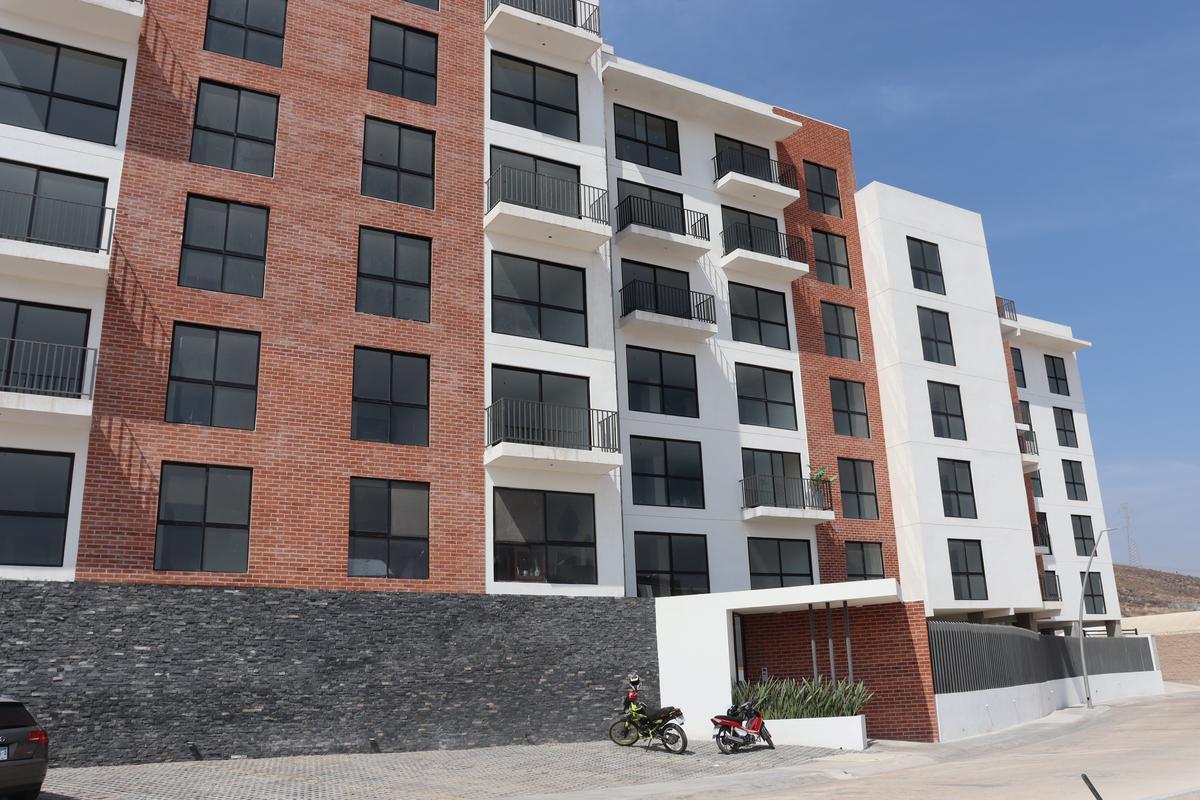 Foto Departamento en Venta | Renta en  San Luis Potosí ,  San luis Potosí  Departamento en Campo Azul, 4 piso