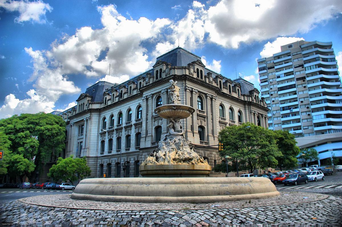 Foto Departamento en Alquiler en  Centro,  Rosario  1 dormitorio - Sargento Cabral  529 - 45m2