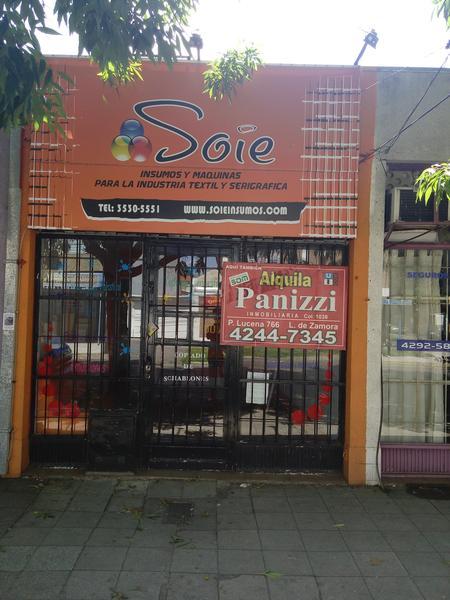 Foto Local en Alquiler en  Lomas de Zamora Oeste,  Lomas De Zamora  Colombres 1005 lomas de zamora