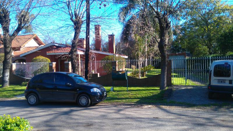 Foto Casa en Venta en  Carlos Spegazzini,  Ezeiza  NEWTON AL 500 BARRIO EL BOSQUECILLO, SPEGAZZINI, EZEIZA