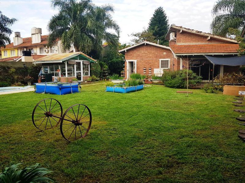 Foto Casa en Venta en  Barrio Parque Leloir,  Ituzaingo  el rancho al 500