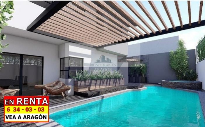 Foto Casa en Renta en  Tijuana,  Tijuana  Rentamos Preciosa Residencia de Lujo en  Fracc Palmas