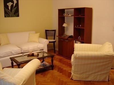 Foto Departamento en Alquiler temporario en  Recoleta ,  Capital Federal  Larrea al 1400