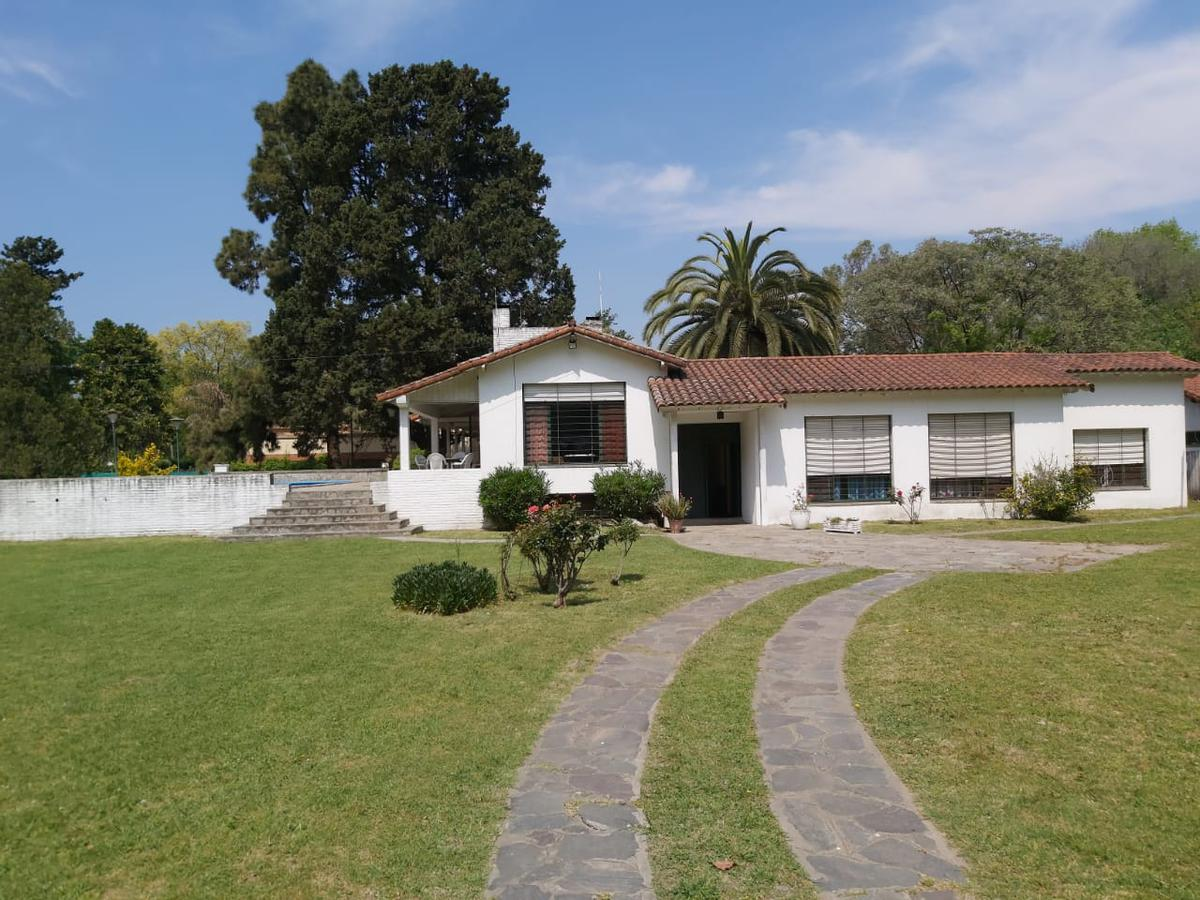 Foto Quinta en Alquiler temporario en  San Miguel ,  G.B.A. Zona Norte  CHARLONE al 3300