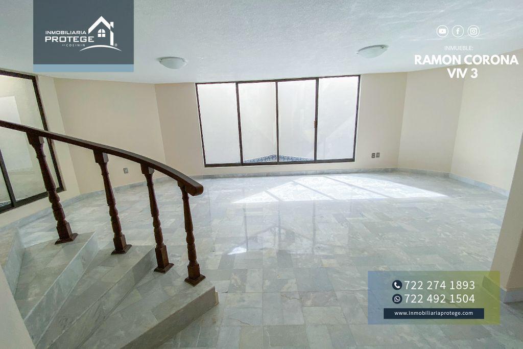 Foto Casa en condominio en Venta en  Francisco Murguía El Ranchito,  Toluca  Venta casa en Zona céntrica Toluca