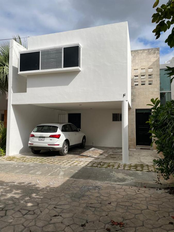 Foto Casa en Renta en  Fraccionamiento Montecristo,  Mérida  Rento casa en privada al Norte de Mérida