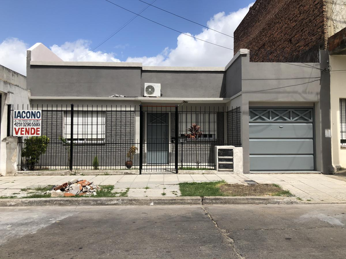 Foto Casa en Venta en  Bernal,  Quilmes  Fleming Nº 124 entre Rodriguez Peña y Boedo
