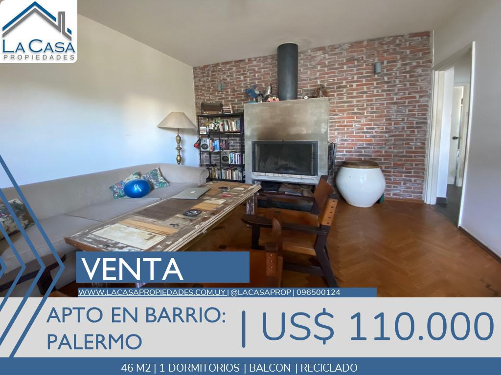 Foto Apartamento en Venta en  Palermo ,  Montevideo  San Salvador al 1500