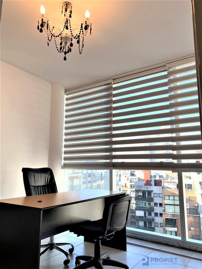 Foto Oficina en Alquiler en  Las Cañitas,  Palermo  Luis Maria Campos al 500