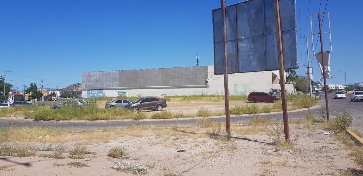 Foto Terreno en Renta en  Hermosillo ,  Sonora  TERRENO EN VENTA O RENTA POR BLVD XOLOT AL SUR DE HERMOSILLO
