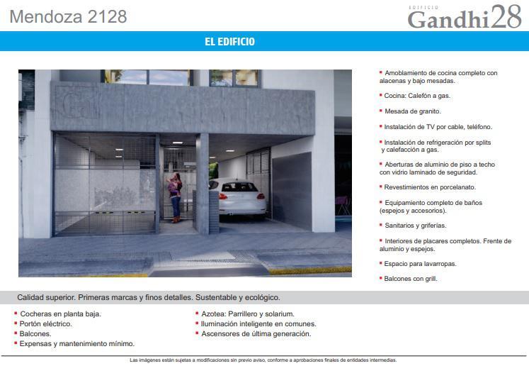 Foto Departamento en Venta en  Rosario,  Rosario  Mendoza al 2100