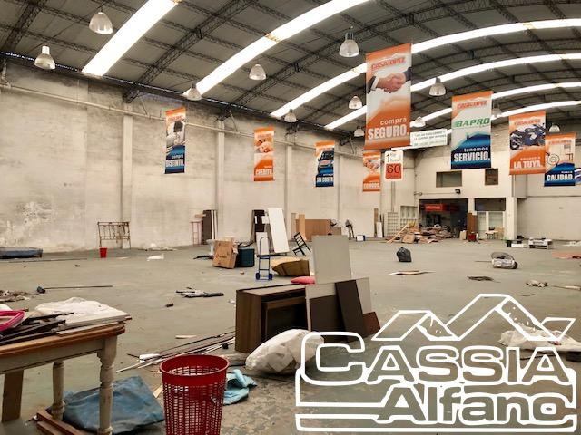 Foto Depósito en Alquiler en  Lanús Oeste,  Lanús  JOSE DE SAN MARTIN 3533