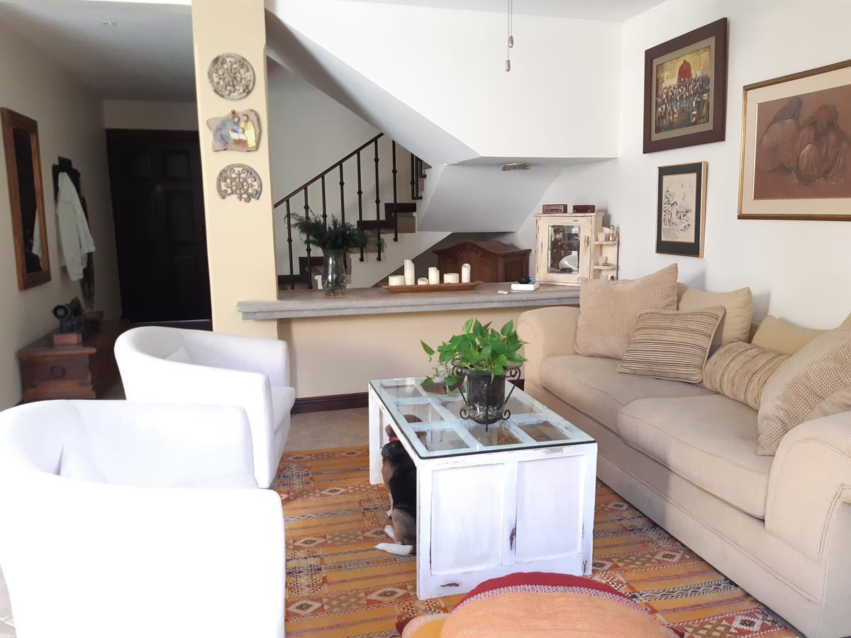 Foto Casa en condominio en Venta en  Santa Ana ,  San José  Lindora/ Estilo Mediterráneo/ Piscina