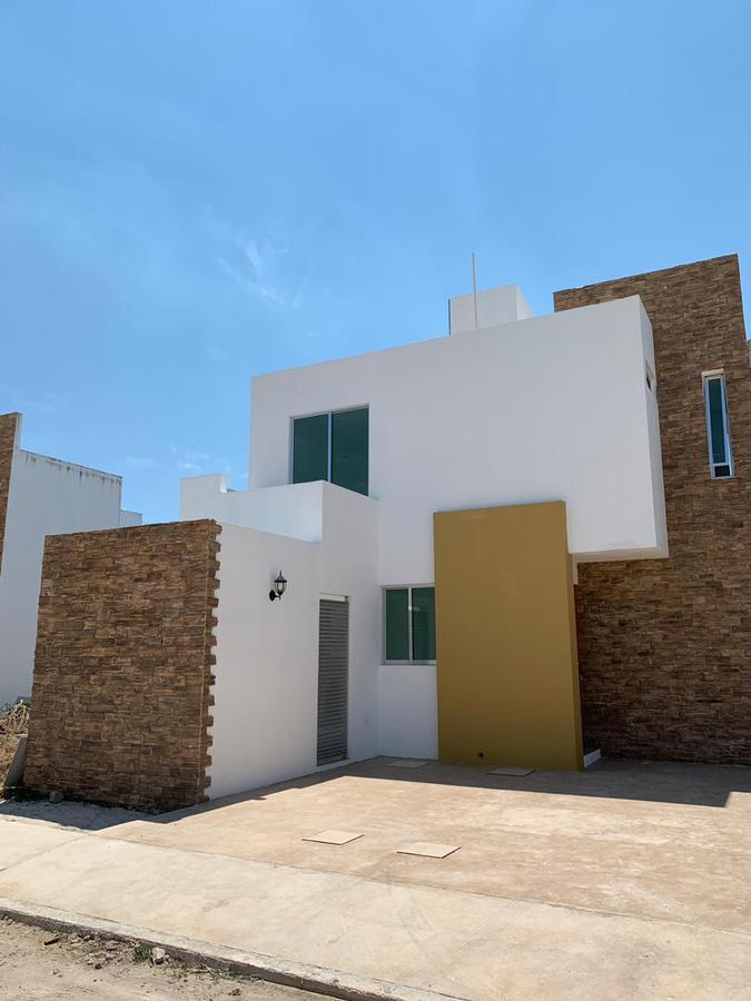 Foto Casa en Venta en  Chuburna de Hidalgo,  Mérida  En venta bellas casas nuevas en privada al norte de Merida, Yuc., Méx.