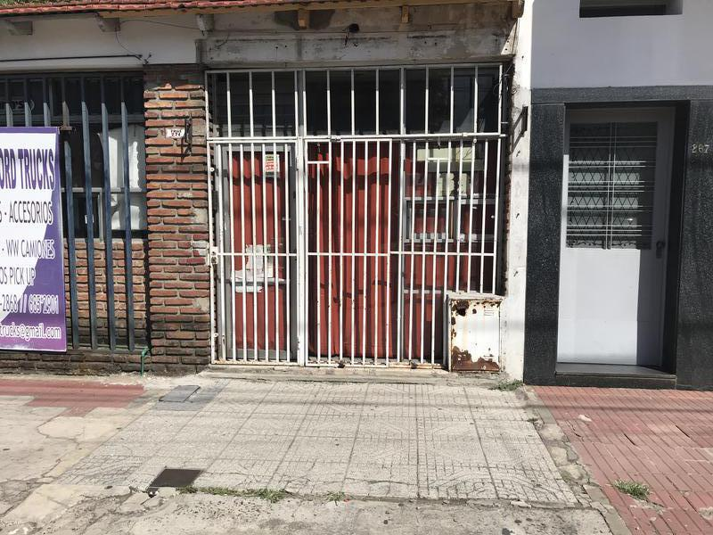 Foto Local en Alquiler en  Lomas de Zamora Oeste,  Lomas De Zamora  FRIAS 271