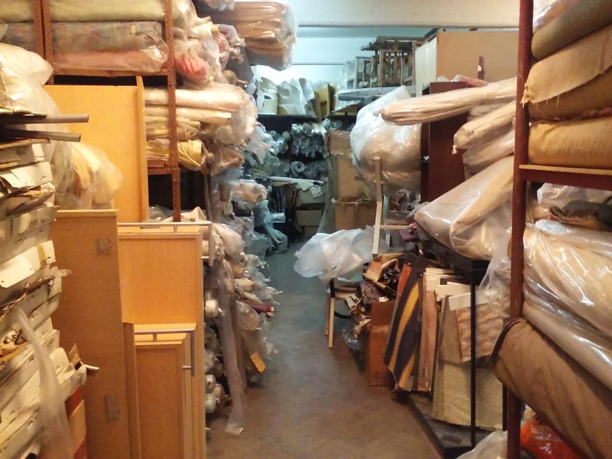 Foto Depósito en Alquiler en  Palermo ,  Capital Federal  DARWIN 1400