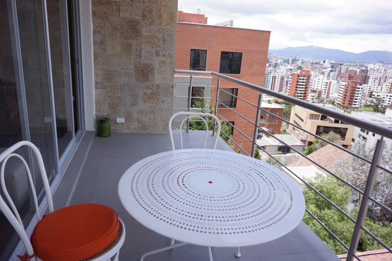 Foto Departamento en Venta en  González Suárez,  Quito  Manuel Barreto