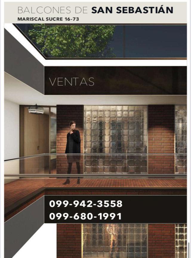 Foto Departamento en Venta en  Centro de Cuenca,  Cuenca  Calle Sucre