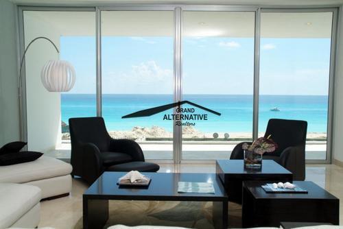 Foto Departamento en Renta en  Zona Hotelera,  Cancún  EMERALD TOWERS & SPA