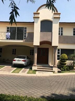 Foto Casa en condominio en Renta en  Casa del Valle,  Metepec  CASA EN RENTA EN METEPEC RESIDENCIAL CASA DEL VALLE
