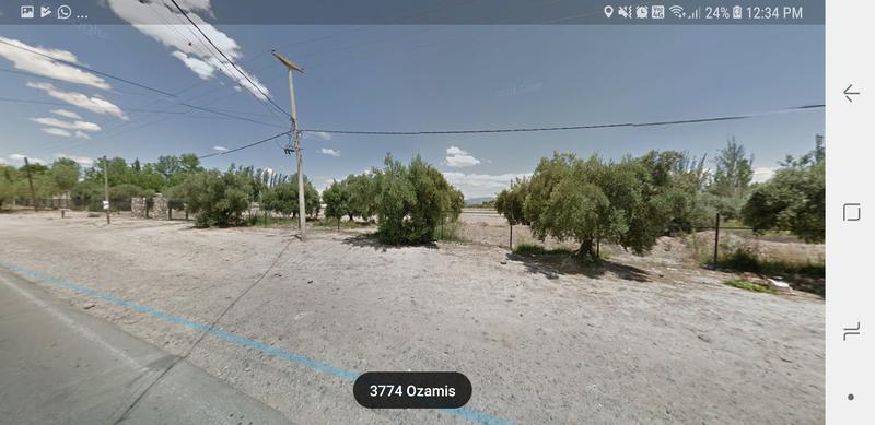 Foto Terreno en Venta en  Cruz De Piedra,  Maipu  Ozamis y Cruz Videla