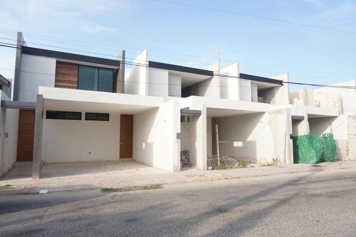 Foto Casa en Venta en  Mérida ,  Yucatán  CASAS ZIBATA | MODELO A | MONTES DE AMÉ