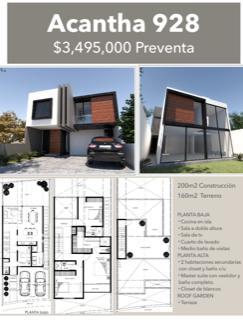 Foto Casa en Venta en  Fraccionamiento Zibatá,  El Marqués  CASA PREVENTA CLUSTER ACANTHA CLUB DE GOLF ZIBATA QRO MEX.